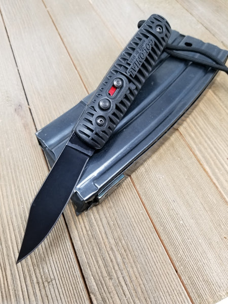 "Tactical Knives ""Clip-Point Blades"" Ranger Series U.S.A."