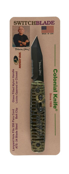 Switchblade Knife model 114 M.O.G. - Colonial Knife Corp