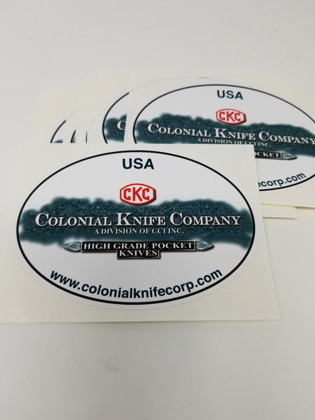 Colonial Knife logo clothing and merchandise