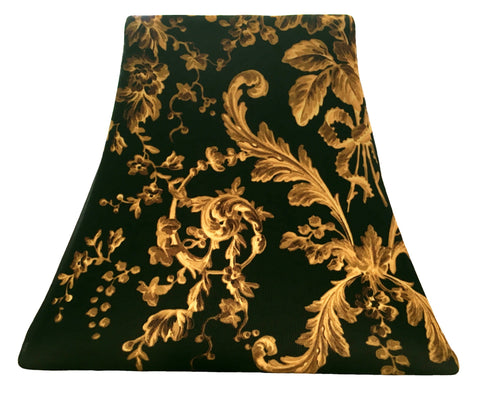 18th Century Scroll - SLIP COVERS for lampshades