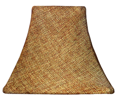 Burlap - SLIP COVERS for lampshades