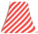 Candy Cane - SLIP COVERS for lampshades