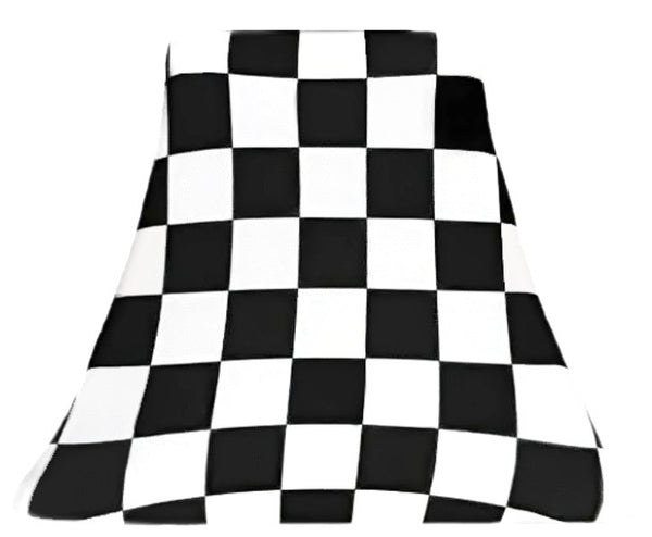Checkerboard - SLIP COVERS for lampshades