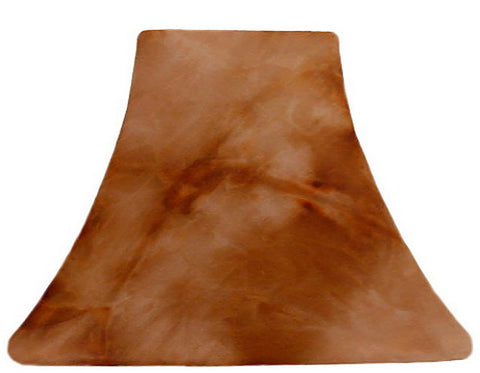 Cinnamon Tie Dye - SLIP COVERS for lampshades