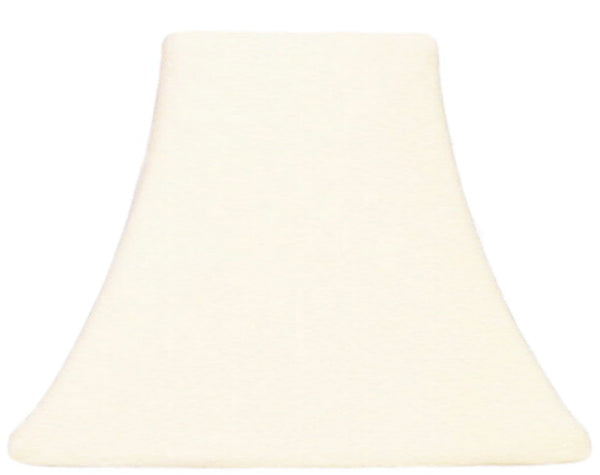 Cream Suede - SLIP COVERS for lampshades