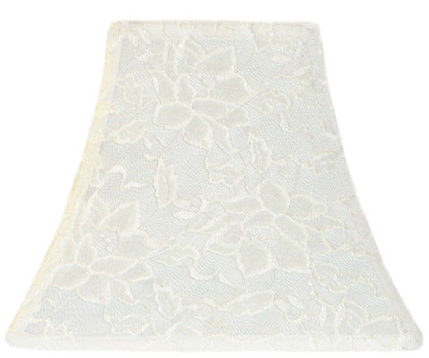 Ivory Lace - SLIP COVERS for lampshades