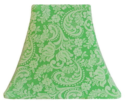 Kelly Brocade - SLIP COVERS for lampshades