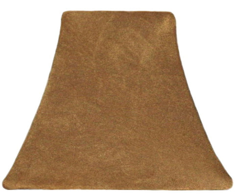 Mocha Suede - SLIP COVERS for lampshades