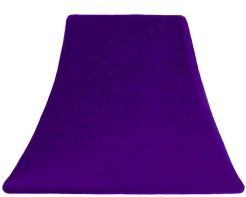 Purple Iris - SLIP COVERS for lampshades