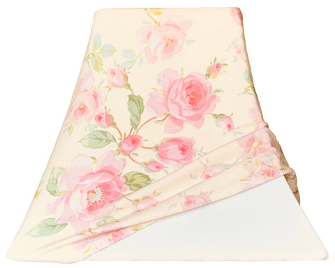 Romantic Rosettes - SLIP COVERS for lampshades