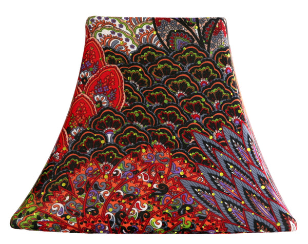 Ruby Peacock - SLIP COVERS for lampshades