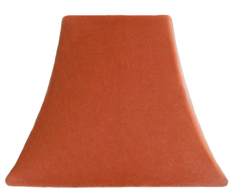 Rust - SLIP COVERS for lampshades