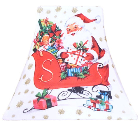 Santa Claus - SLIP COVERS for lampshades