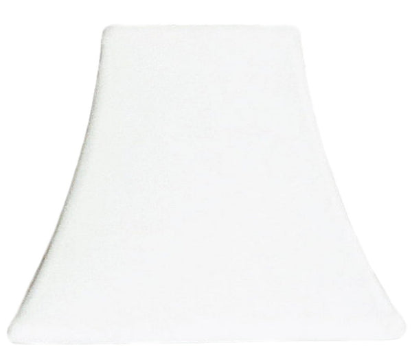 Snow White Suede - SLIP COVERS for lampshades