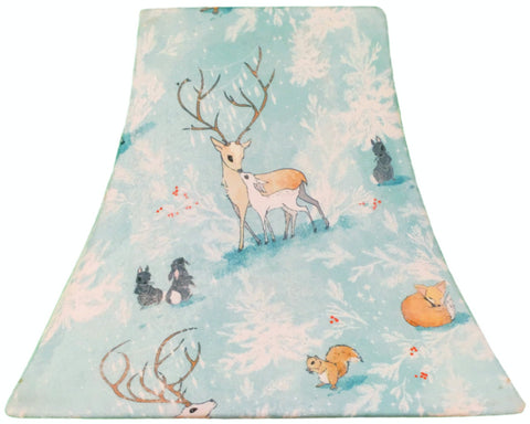 Winter Wonderland - SLIP COVERS for lampshades