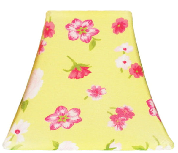 Yellow Rose - SLIP COVERS for lampshades
