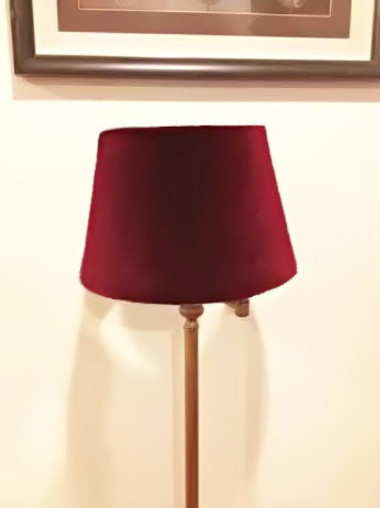 Burgundy satin slip covers for lampshades dress a shade burgundy satin slip covers for lampshades mozeypictures Gallery