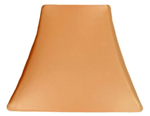 Butterscotch Satin - SLIP COVERS for lampshades