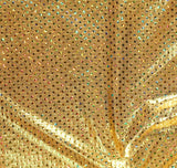 Golden Sparkle - SLIP COVERS for lampshades