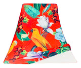 Parakeet Heaven - Custom Covers for lampshades