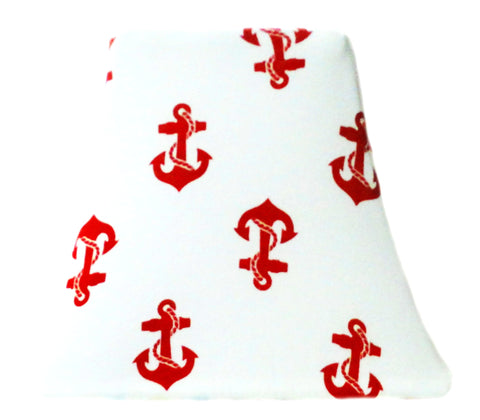 Red Anchor - SLIP COVERS for lampshades