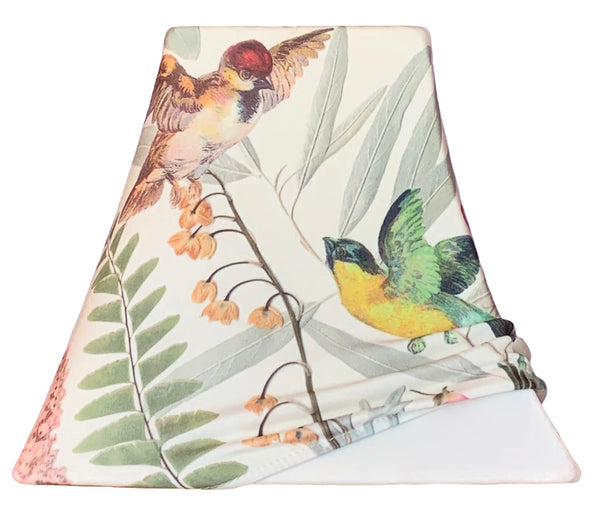 Song Birds - Custom Covers for Lampshades