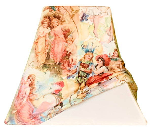 Victorian Fairies - SLIP COVERS for lampshades