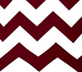Wine Chevron - SLIP COVERS for lampshades