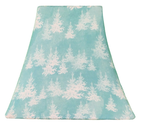 Wintergreen Forest - SLIP COVERS for lampshades
