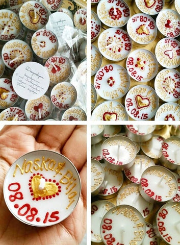 Designsbynn - Tea Light Favours
