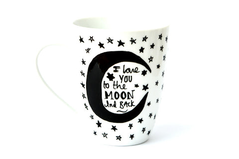 Enchanted Moon personalised mug