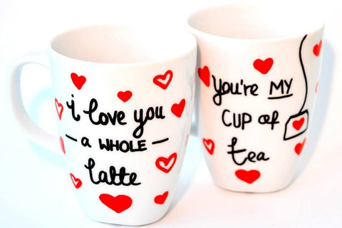 personalised romantic gifts