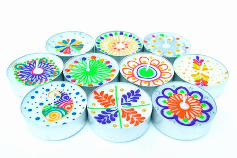 Kaleidoscopic Party (Pack of 10 Assorted)