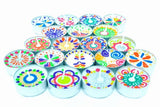 Henna Personalised Tealights - Rainbow Bliss (Pack Of 20 Assorted)