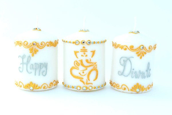 Personalised Candle Sets - Elegant Sparkle