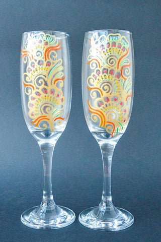 Orange Fizz (Set of 2)