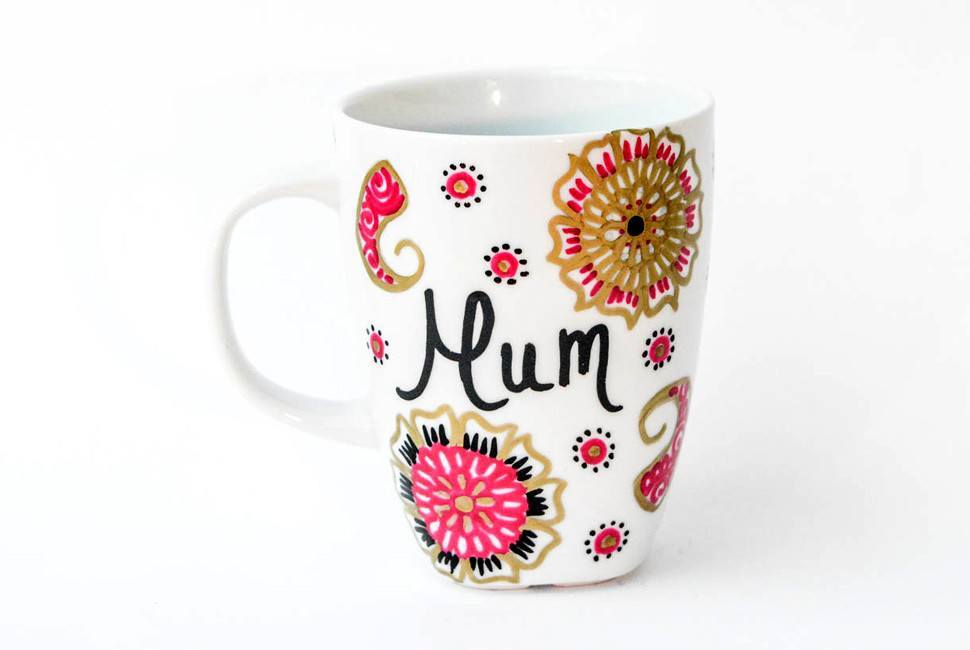 Personalised Mugs - Amore Mother