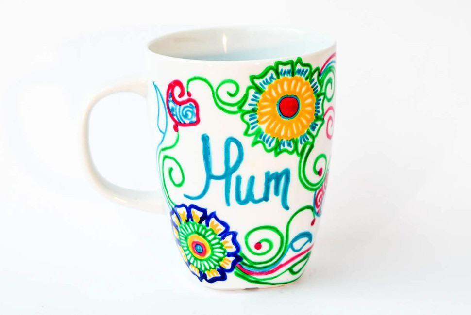 Personalised Mugs - No.1 Mum