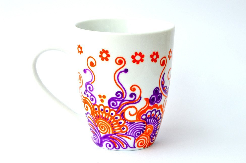 Personalised Mugs - Tropical Delight