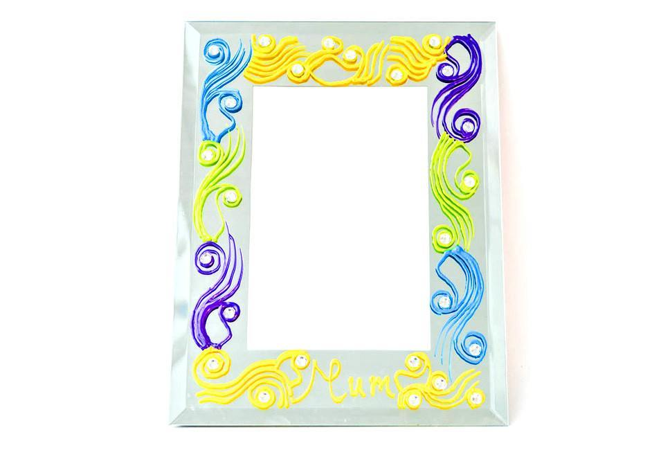 Personalised Picture Frames - Candy Capture