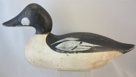 Golden Eye drake by the Mason Decoy Company