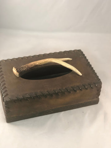 Antler Kleenex holder