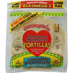 Joseph's Low Carb Tortillas