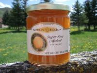 Nature's Hollow Sugar Free Apricot Jam Preserves 280 g