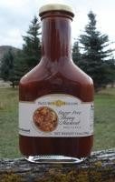 Nature's Hollow BBQ Sauce - Honey Mustard 10 Ounces
