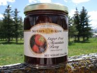 Nature's Hollow Sugar Free Mountain Berry Jam Preserves 280 g