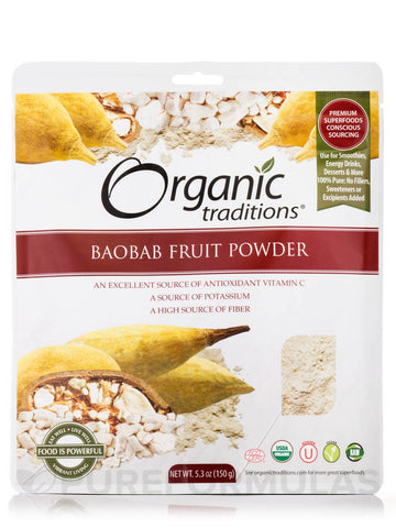 Baobab Fruit Powder - 150 g
