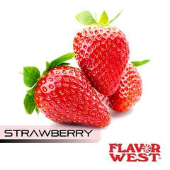 Flavor West - Strawberry Flavored Drops