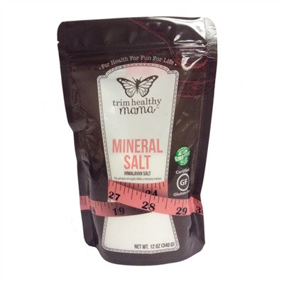 Trim Healthy Mama Mineral Salt - Himalayan Salt (340 grams)