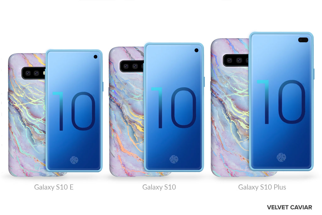 Samsung Galaxy S10 Cases for S10/E/Plus